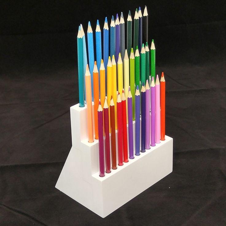 best 25 pencil organizer ideas on pinterest pencil. Black Bedroom Furniture Sets. Home Design Ideas