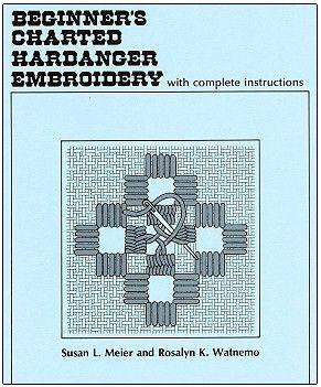 Hardanger Beginner's Book