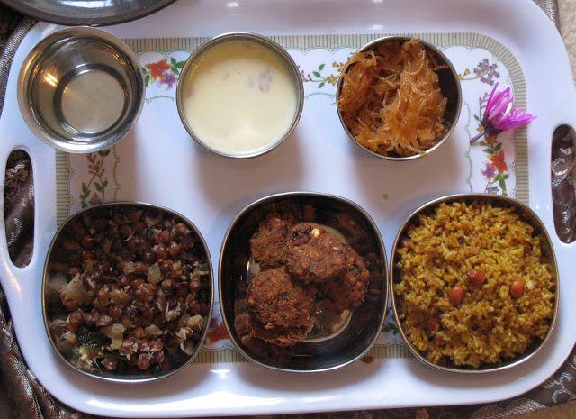 Recipes: Vara Mahalakshmi Vratham