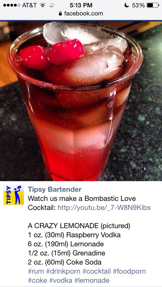 tipsy bartender memorial day drinks