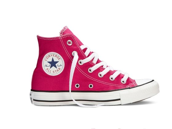 GENUINE CONVERSE Chuck Taylor® Fresh Colors Hi Tops Cosmo Pink $49 SHIPS  FREE ♥ BUY