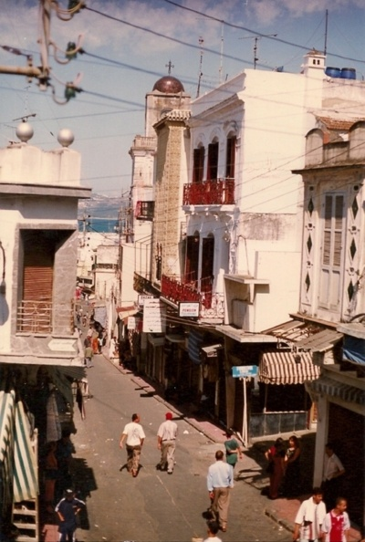 City of Tangiers, it was cool but don't think I'll go back