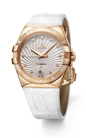 OMEGA Watches: Constellation Collection for Ladies