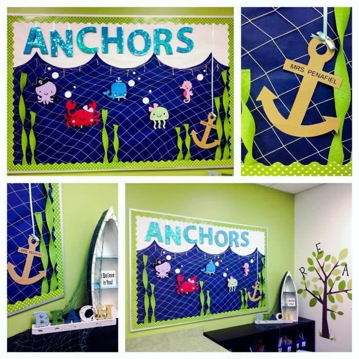 Ocean Bulletin Boards