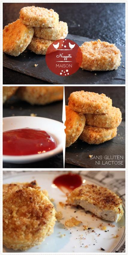 ©reglisseetmarmelade _ Nuggets maison sans gluten ni lactose.  www.reglisse-et-marmelade.fr