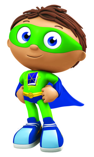 Super Why! is a Popular TV Show That Focuses on Building Reading Skills: Whyatt Beanstalk