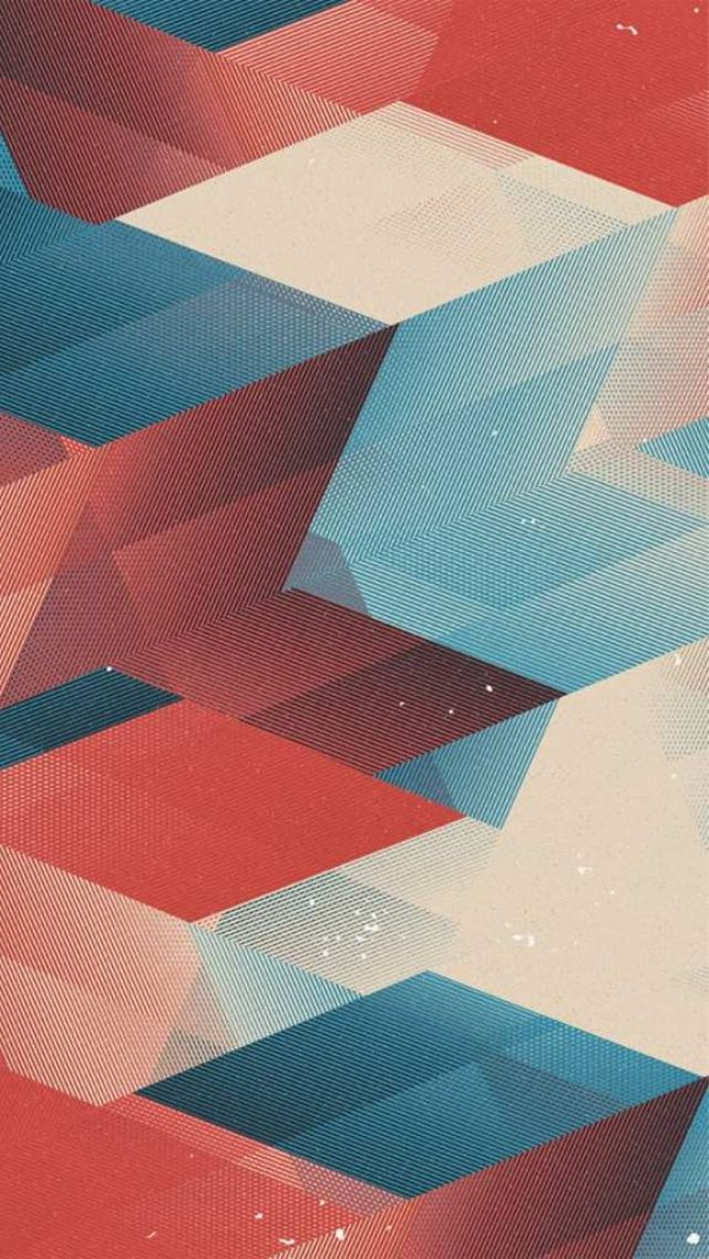 Red and blue abstract arrows iphone 5 wallpaper iphone - Nc state iphone 5 wallpaper ...