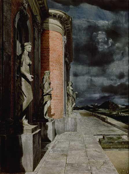 Carel Willink, Het Jachtslot, 1935
