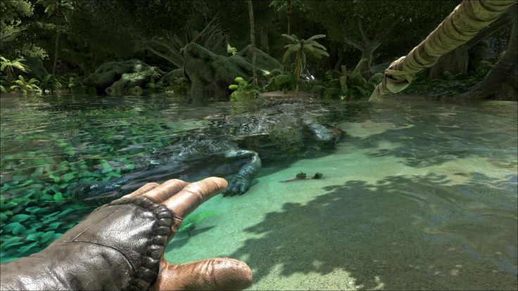 How to survive your first few hours in ARK: Survival Evolved for ...