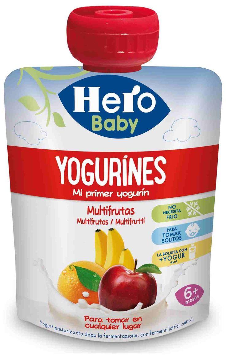 Hero Yogurines Baby Yogurt