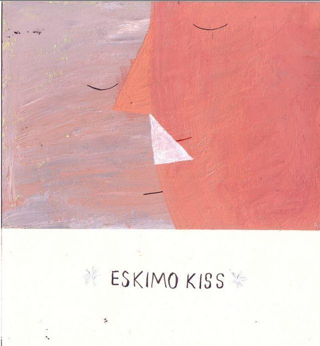 Уильям Эдмондс. «Поцелуй эскимосов»