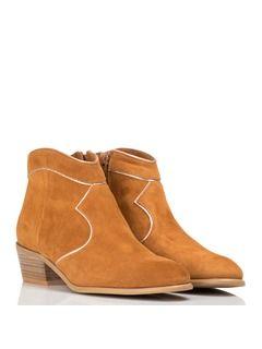 Boots Accessoires Daim En Sacs Marron Mellow By Yellow Shoes qTzUq