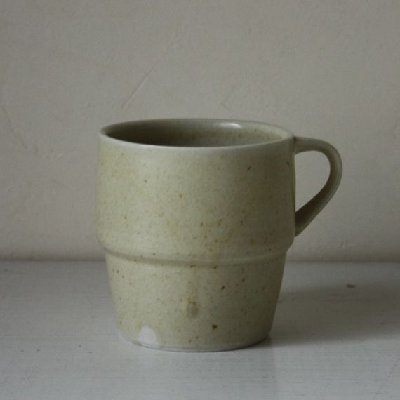 [Envelope online shop] 1+0 by Kan Ito/Stacking mug HOME Tableware