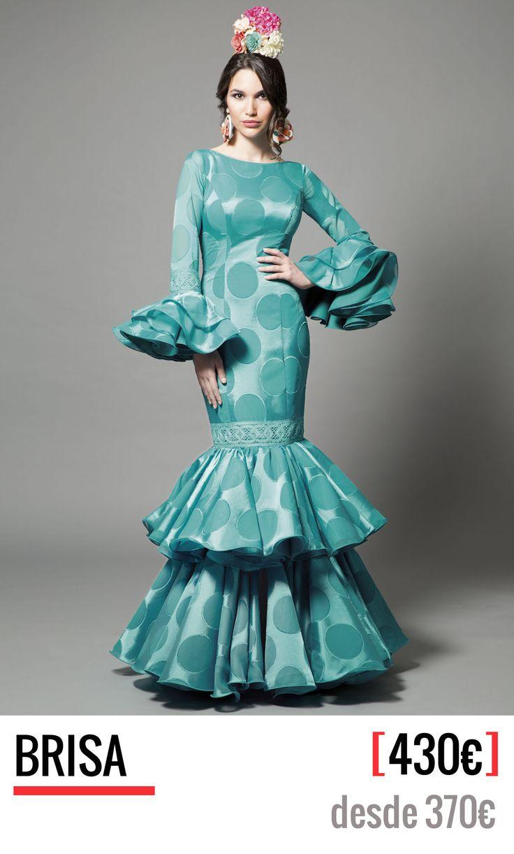 Aires de Feria, trajes de flamenca - Colección 2016