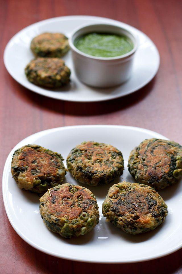 hara bhara kabab recipe, how to make hara bhara kabab recipe