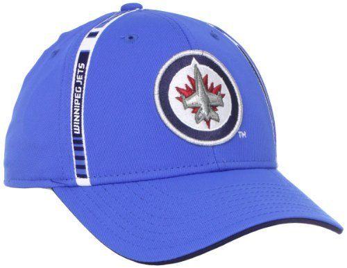 NHL Winnipeg Jets Structured Flex Fit Hat adidas. $12.65