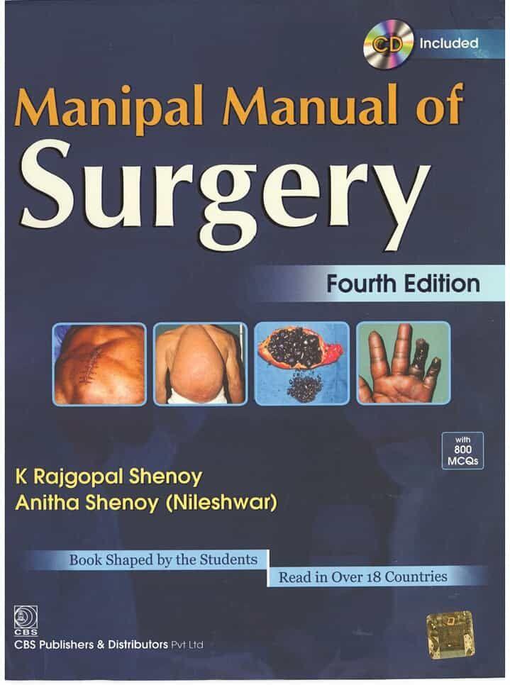 General Surgery Mcqs Ebook