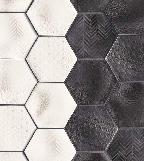 Oltre 25 fantastiche idee su piastrelle esagonali su - Piastrelle esagonali uncinetto ...