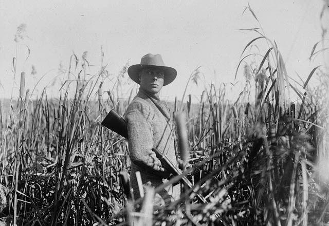 The Prince of Wales duck hunting in the Qu'Appelle Valley, Saskatchewan, October 1919 / Le prince de Galles, à la chasse au canard dans la vallée de la Qu'Appelle, en Saskatchewan, octobre 1919 | by BiblioArchives / LibraryArchives