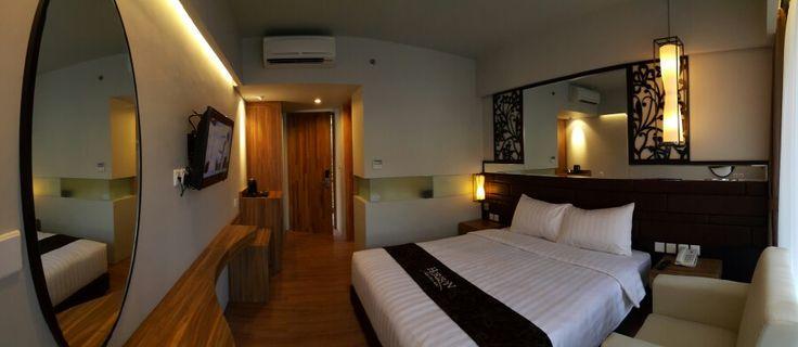 Double Bed Hotel Horison Nusa Dua Bali