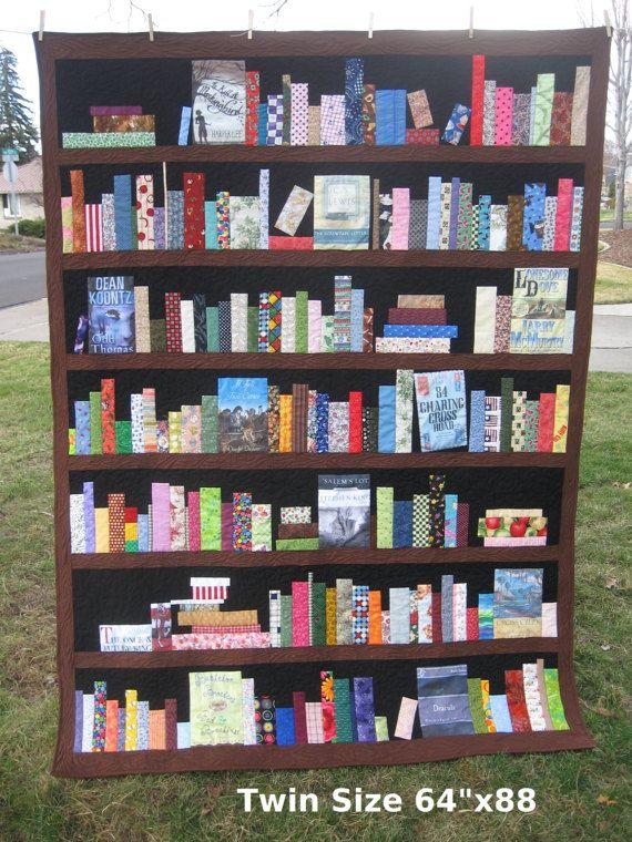 ORDEN de encargo solamente librería edredón - estantes, libros, adornos