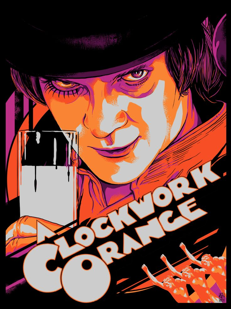 A Clockwork Orange - Vance Kelly ----