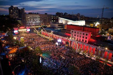 Jazz Fest Montreal Festival de Jazz de Montréal