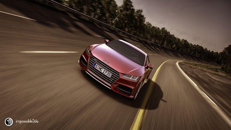 Audi TTs 2015 | Freelancers 3D