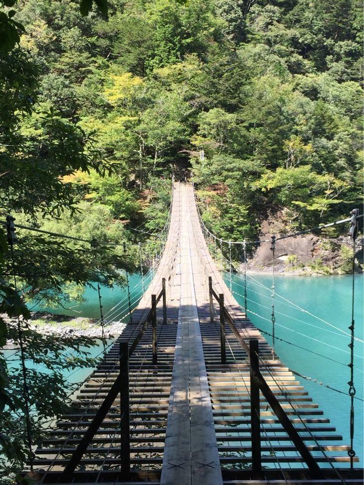 静岡県・寸又峡【夢の吊橋】と湯めぐり - じゃらん旅行記
