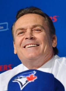 John Gibbons Toronto Blue Jays Manager