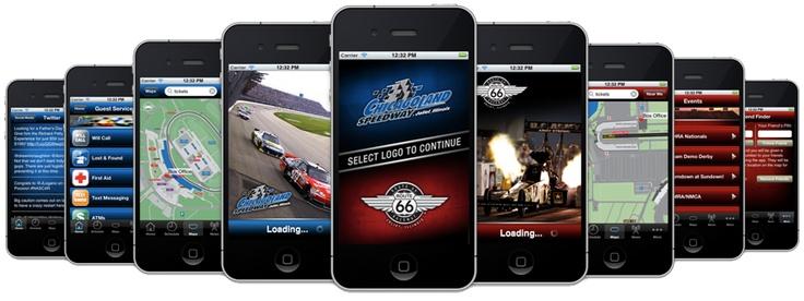 sprint nascar app unlocked