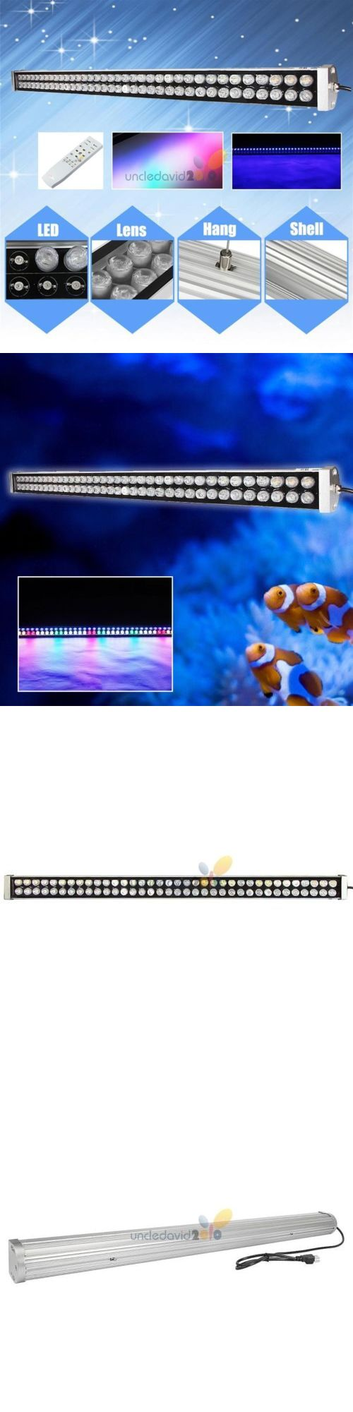 Aquarium fish tank online chennai - Lighting And Bulbs 46314 216w Led Aquarium Grow Light Bar Strip Fixture For Reef Coral