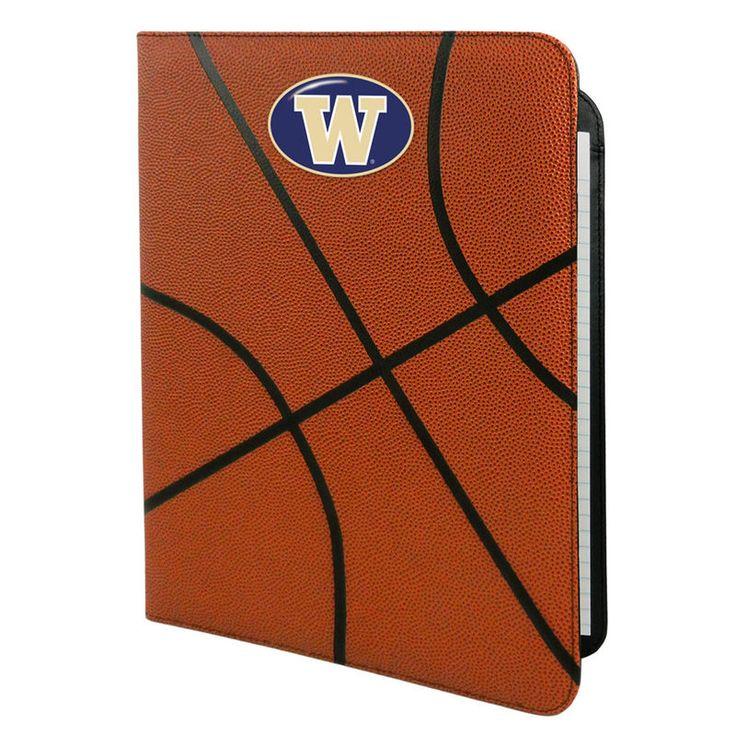 Washington Huskies Basketball Portfolio – Orange