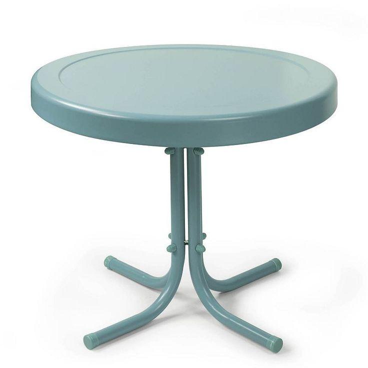 Gartentisch rund metall  En iyi 17 fikir, Gartentisch Rund Metall Pinterest'te | Esstisch ...