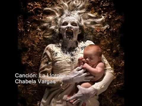La llorona, una leyenda mexicana.
