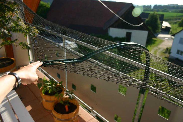 Mein Balkon - Vernetzung überhaupt möglich?