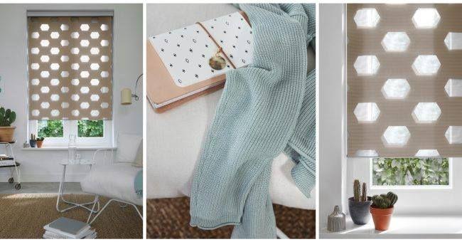 Geef je interieur een mooi accent met de nieuwe Twist® Shades collectie van Luxaflex®. Speelse patronen, van cirkels tot strepen.. LIKE jij ze ook?