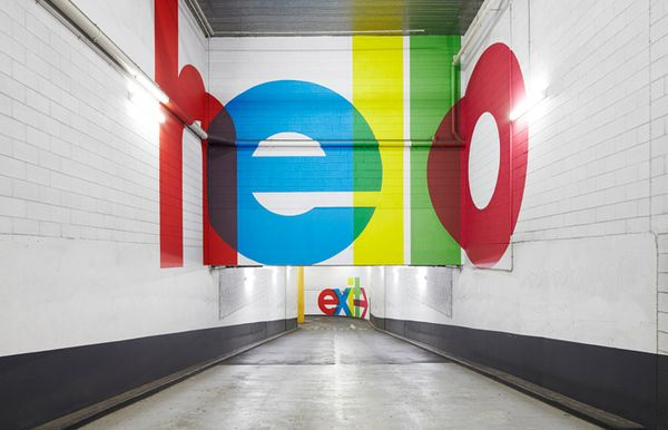 QV Carpark by Latitude Group , via Behance