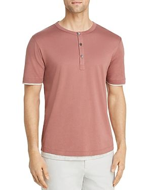7744496c079 THEORY DOUBLE-LAYER HENLEY - 100% EXCLUSIVE. #theory #cloth | Theory ...