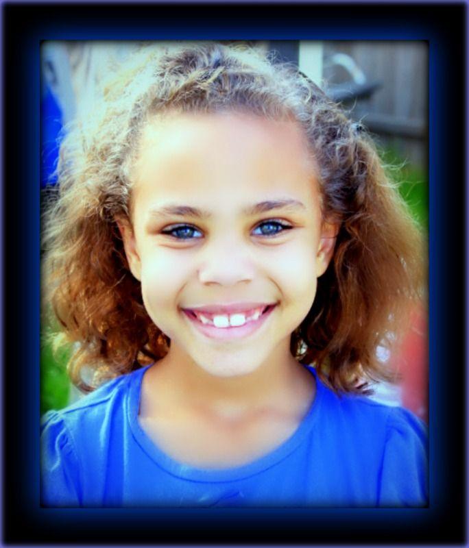 Little Kassidy Borden ~7 yrs old~Entourage Modeling Agency - San Antonio, Tx.