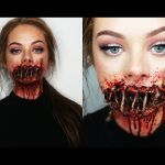 Liquid Latex Halloween Makeup Ideas