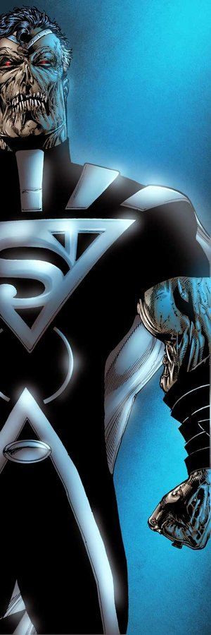 Superman Black Lantern
