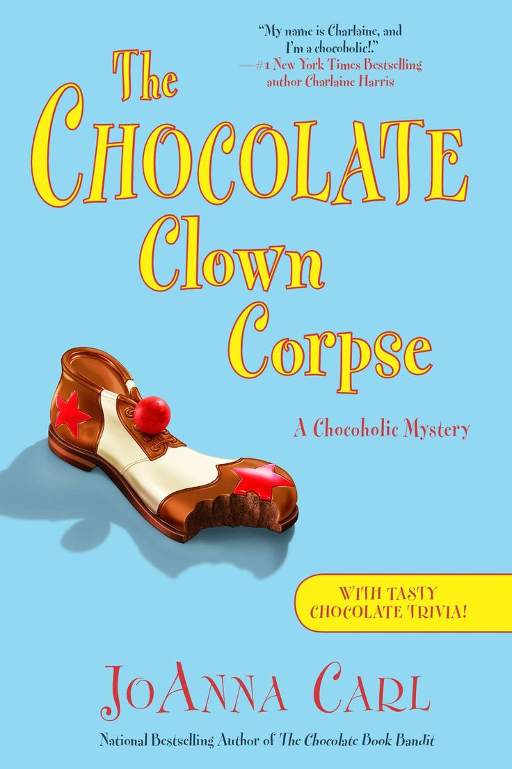 9780451240675_large_the_chocolate_clown_corpse Giveaway