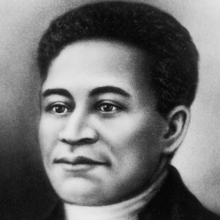 Crispus Attucks was an African-American man killed during the Boston Massacre and thus believed to be the first casualty of the American Revolution.