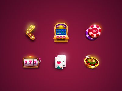 Mini Casino icons