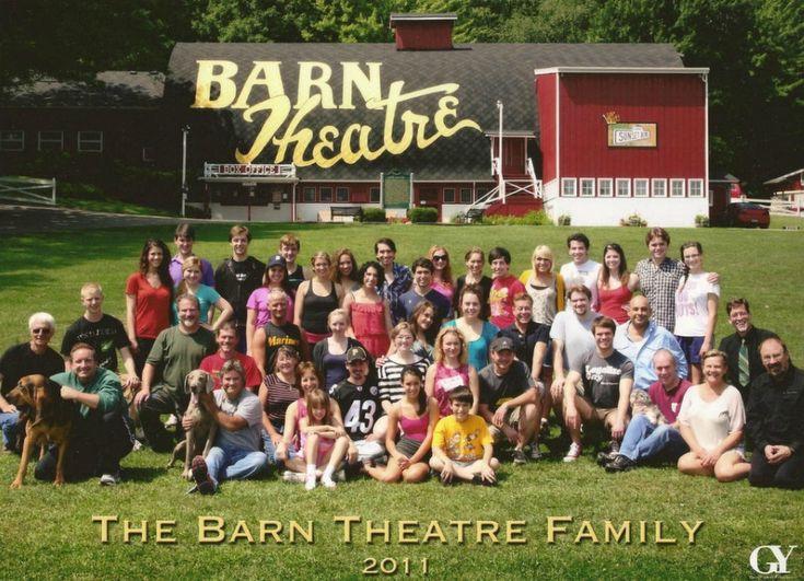The Barn Theater | Barn, Theatre, Michigan