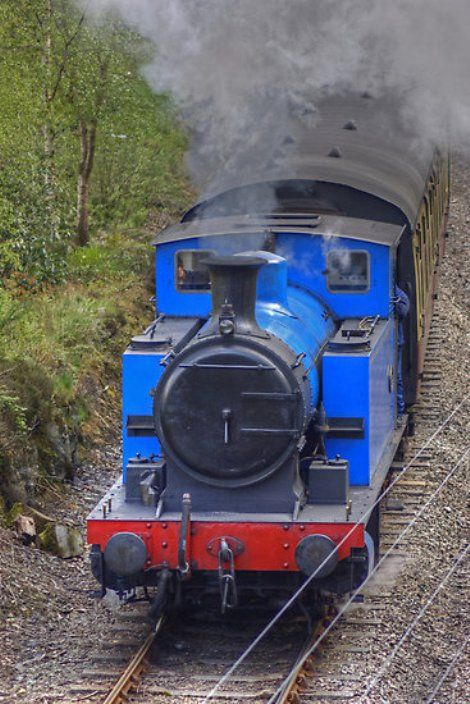 Thomas the tank engine in real life!                                                                                                                                                     Mais