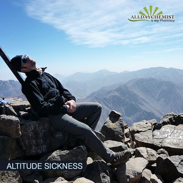 You may love to #travel but your body may not always comply, especially when travelling to a higher altitude. Altitude sickness is a problem many travellers face. Ask your physician to prescribe you apt medication to help your #body adjust- bit.ly/PAltitudesickness