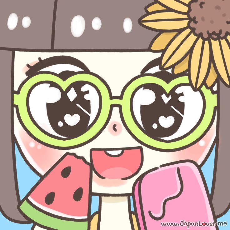 Summer time @ Japan Lover Me!