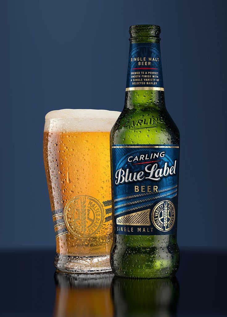 Carling Blue Label